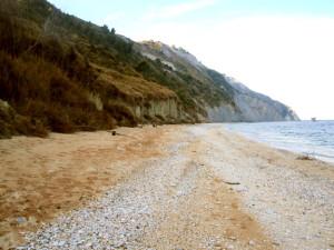 Ancona Portonovo Beach